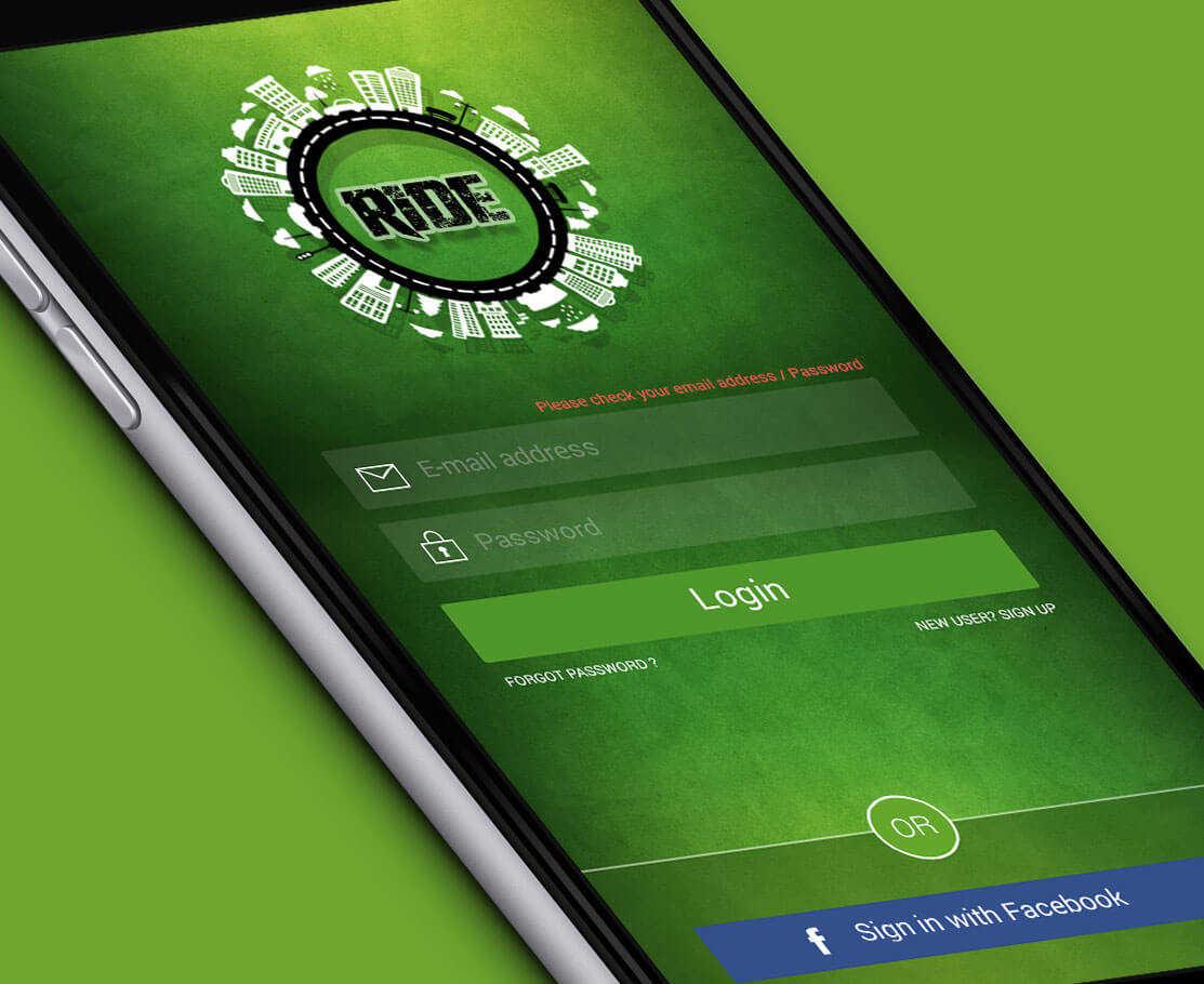 Ridesharing App