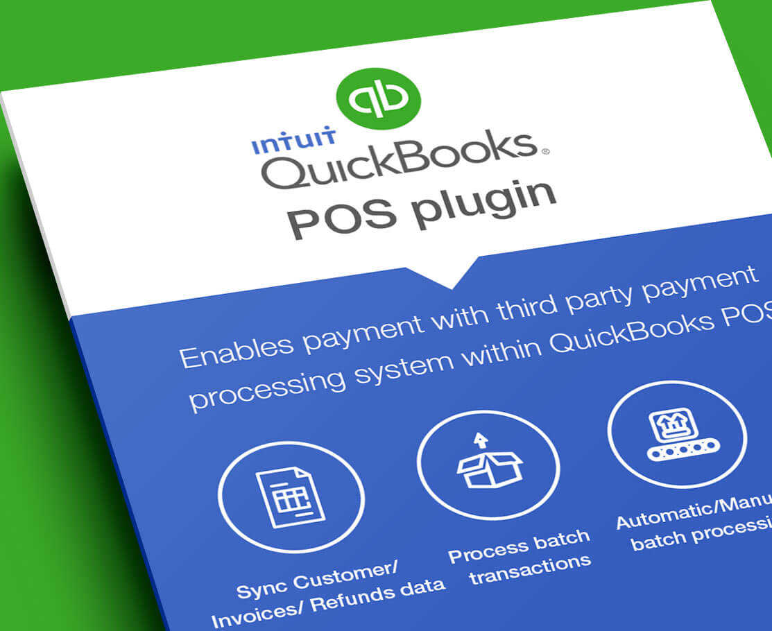 Quickbooks POS Plugin