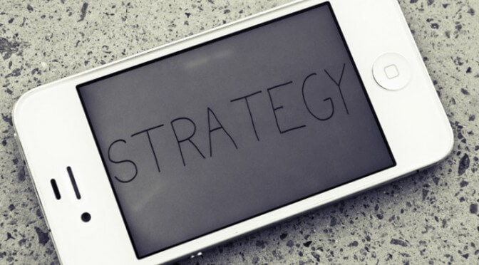 Mobile Strategy as Business Strategy