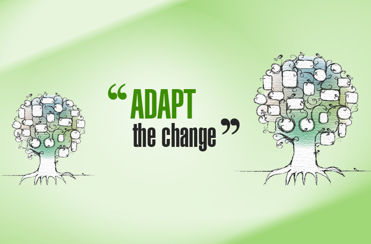 Flexibility to adapt