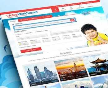 Travel booking platform