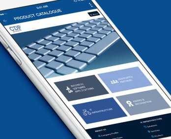 Mobile CRM for Financial Industry