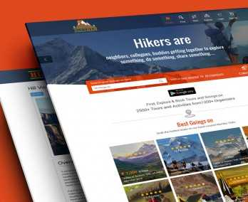 Hiking/Trekking MarketPlace