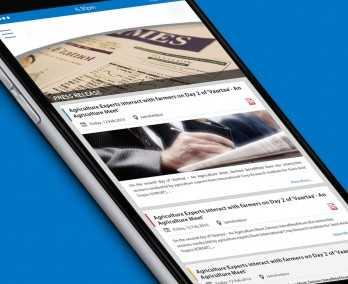 Investor Relations Mobile App
