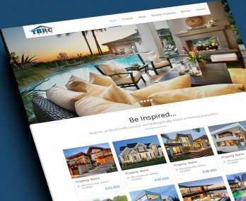 Real Estate Website Development