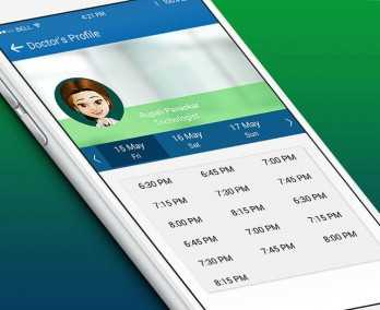 Doctor Appointment Booking App