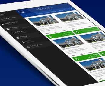 Real Estate Auction Platform