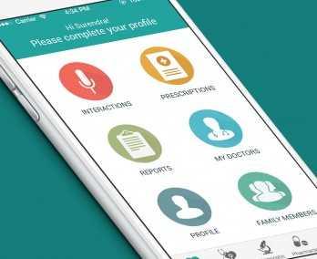Doctor Patient App