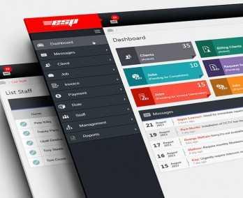 Sales & Service Management System
