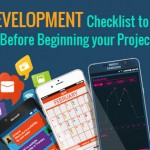 App Development Checklist Banner