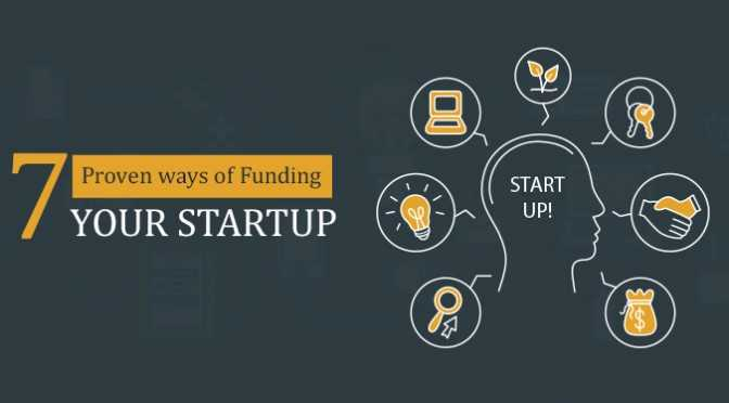 7-Proven-ways-of-Funding-your-Startup