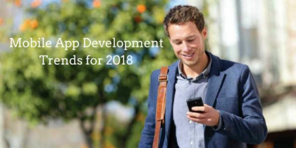 Top 15 mobile app development trends in 2018 intelegain - Mobel trends 2018 ...