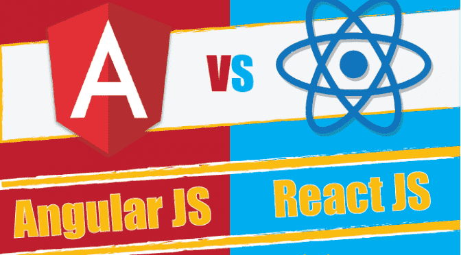 Is AngularJS or ReactJS the B