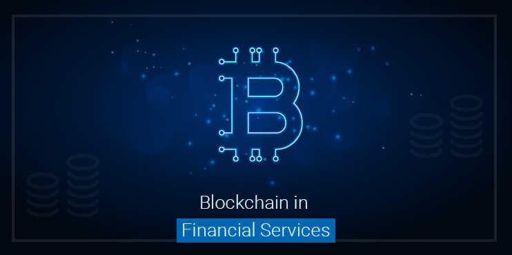 How can the blockchain be used for financial services