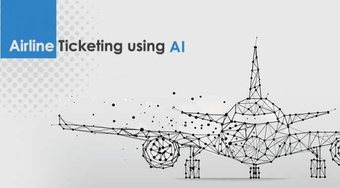 Airline Ticketing using AI