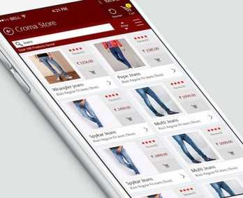Mobile Commerce for Retailers & Brands