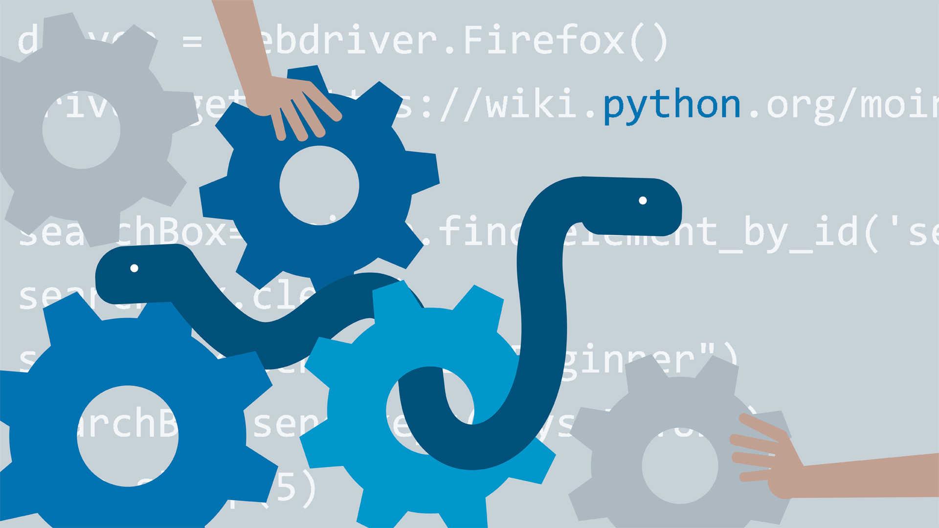 Python test