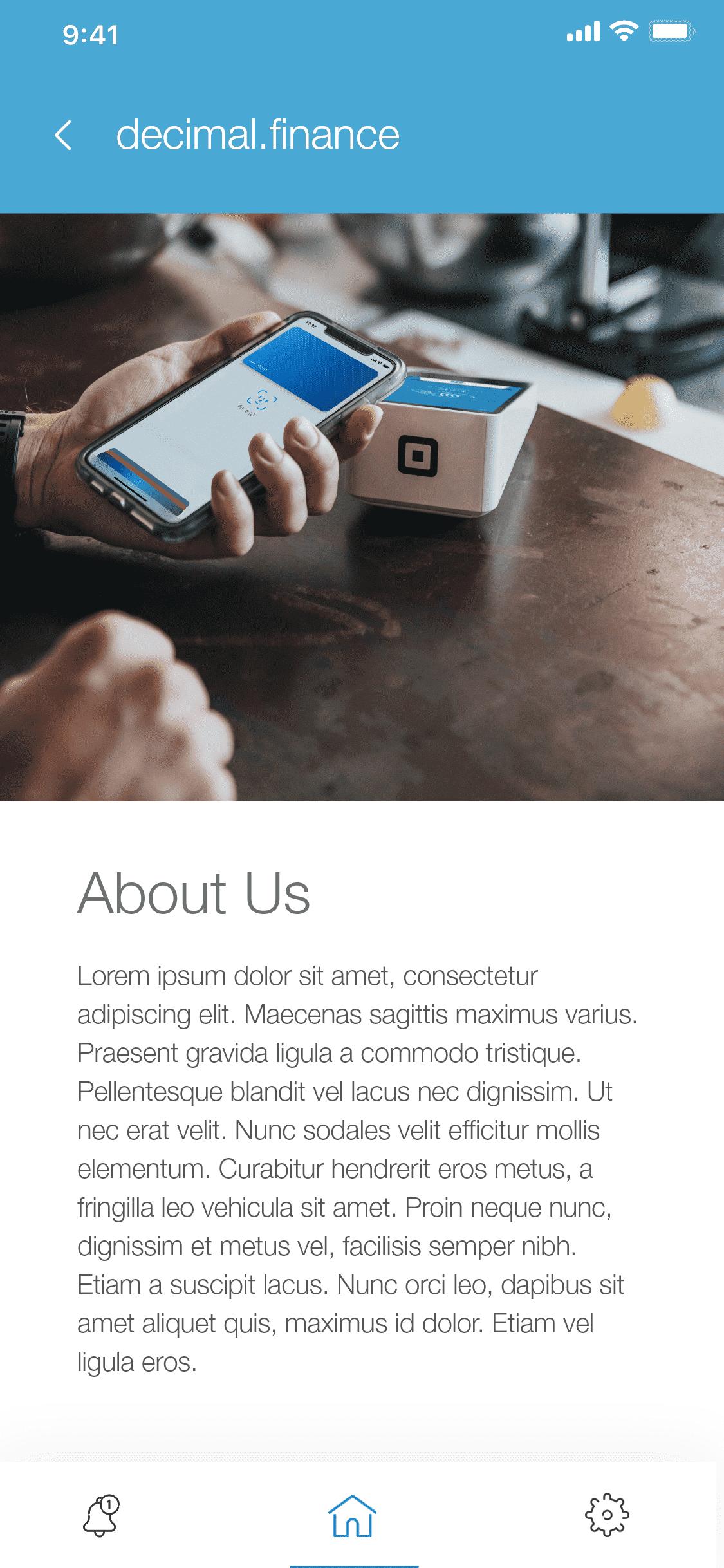 UPI Based Payment App 7